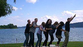 Team-Training Bodensee