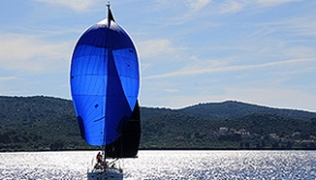 Segelboot-Event