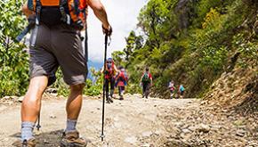 Trekking-Touren