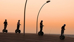 Segway Teamevent