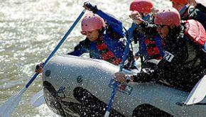 Rafting Rheinfall