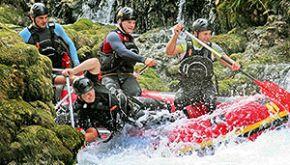 Rafting Allgäu