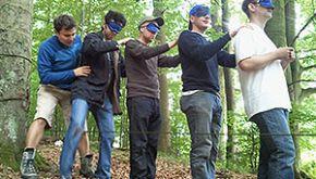 Team-Training Schwarzwald