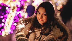 Weihnachtsfeier Lausanne